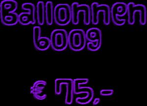 boog 75 euro