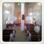 ballonnen voor huwelijk