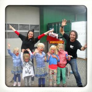 kindermiddag organiseren